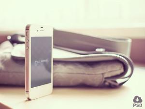 iphone cool mockup download скачать шаблон фото айфон
