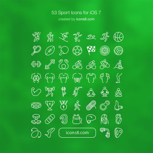 sport icons mega pack free download
