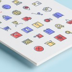 free icons set delivery