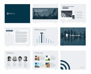 power point presentation template free