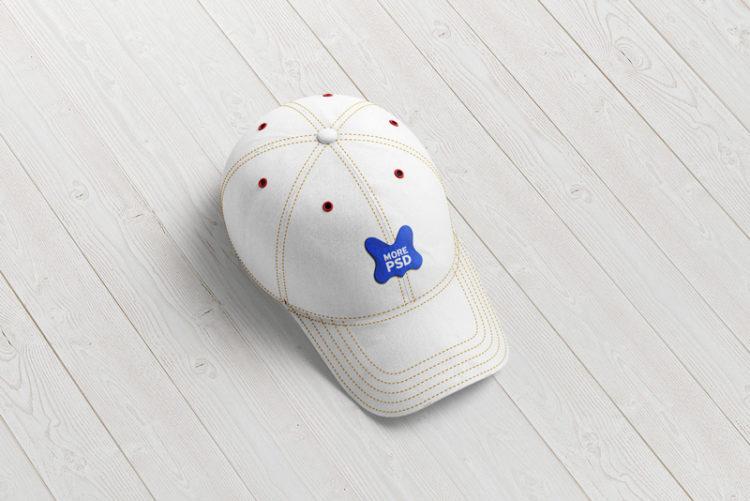 free baseball hat mockup (cap mockup)