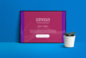 Certificate of Appreciation, Multipurpose Certificate, Printable Certificate